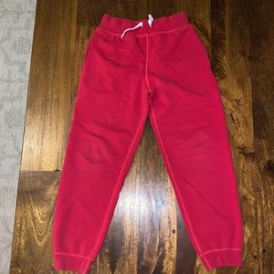 Pair of Hanna Andersson sweatpants 130